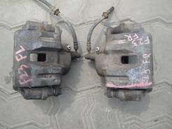 Суппорт тормозной Nissan Atlas P4F23 QD-32 2000 (б/у)