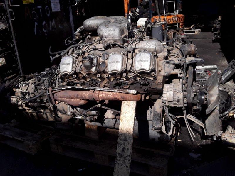 Двигатель Mitsubishi Fuso 8DC10 (б/у)