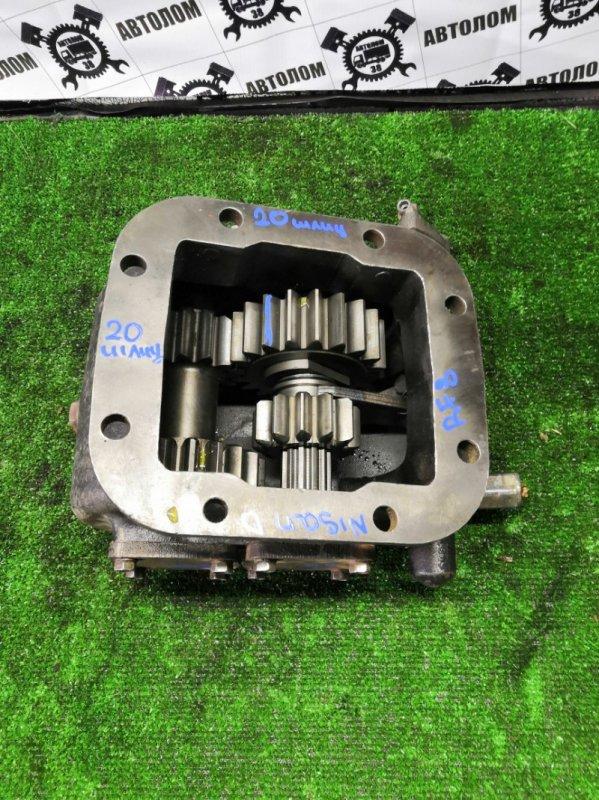Коробка отбора мощности (ком) Nissan Diesel Ud RF8 (б/у)