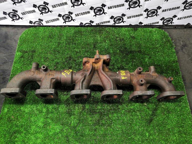 Коллектор выпускной Nissan Diesel Ud FE6 T (б/у)