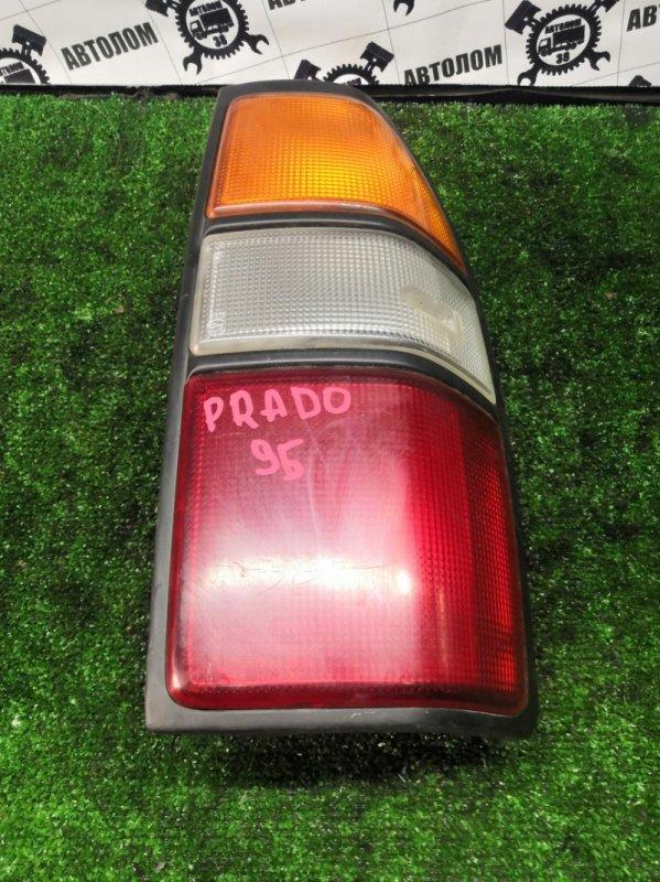 Стоп сигнал Toyota Land Cruiser Prado 95 задний правый (б/у)