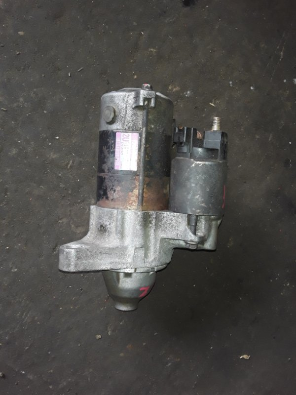 Стартер Toyota 1ZR-FE (б/у)