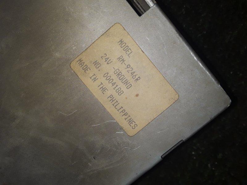 Магнитола Mitsubishi Fuso Fighter Super Great FV50 8M22T 2005 (б/у)