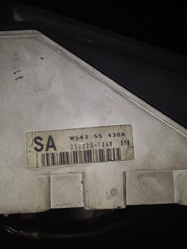 Щиток приборов Mazda Titan WG64H 4HG1 (б/у)