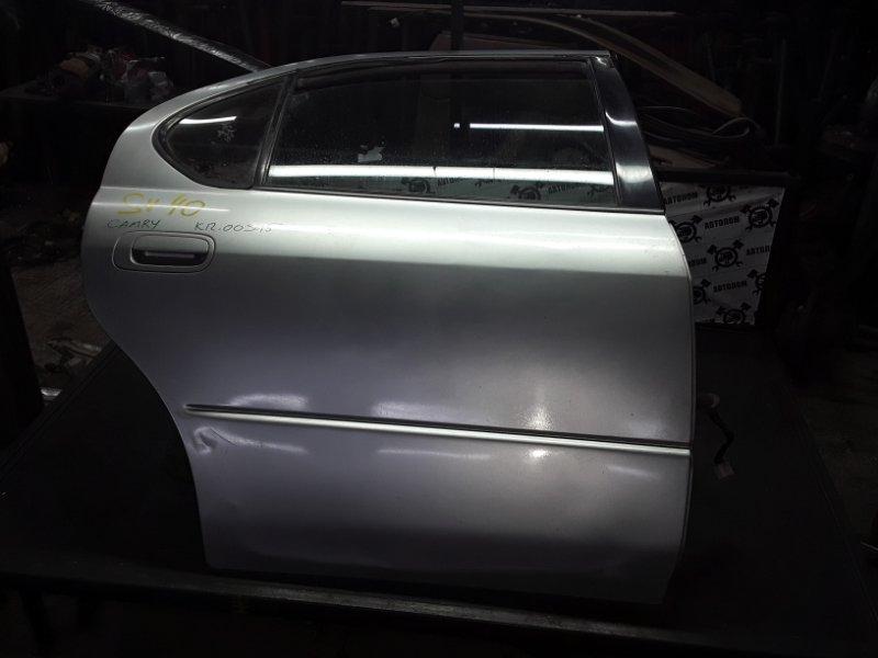 Дверь Toyota Camry SV40 3S-FE задняя правая (б/у)