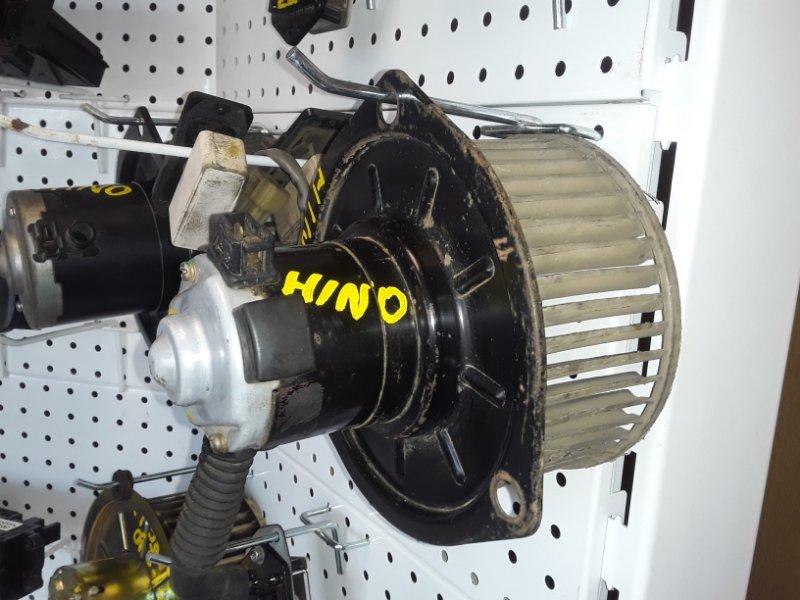 Мотор отопителя Hino (б/у)