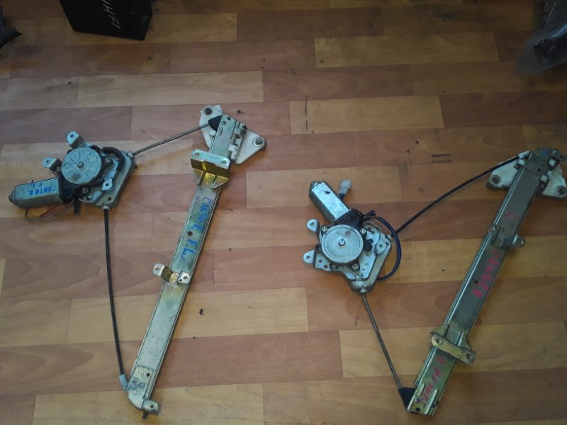 Стеклоподъемный механизм Mitsubishi Canter передний (б/у)