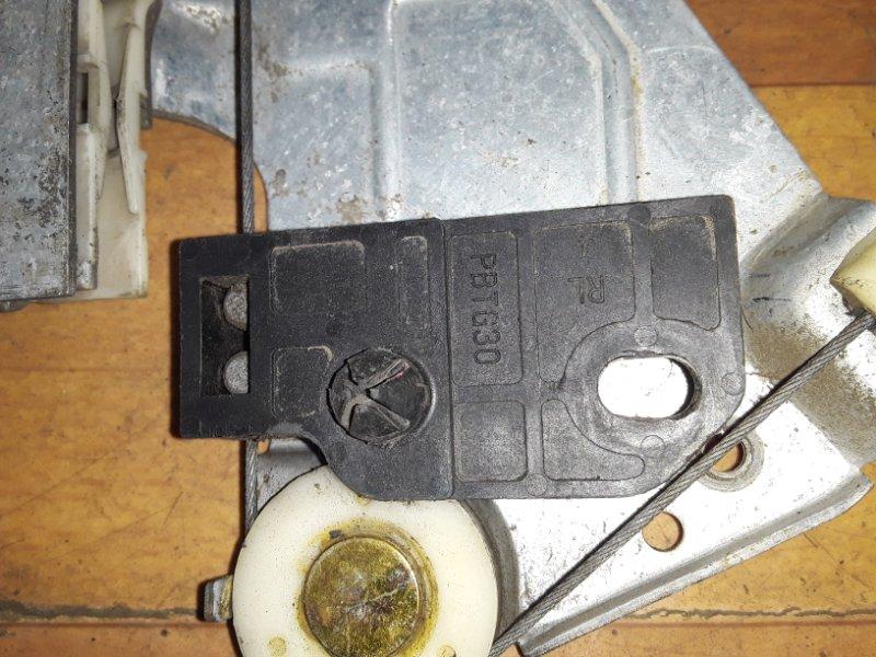 Стеклоподъемный механизм Mitsubishi Canter 2005 передний левый (б/у)