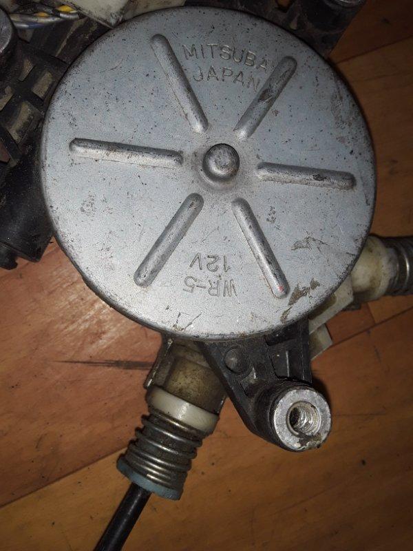 Стеклоподъемный механизм Mazda Titan 2003 передний правый (б/у)