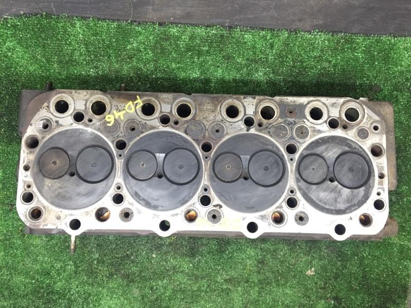 Головка блока цилиндров Nissan Condor FD46T 1995 (б/у)