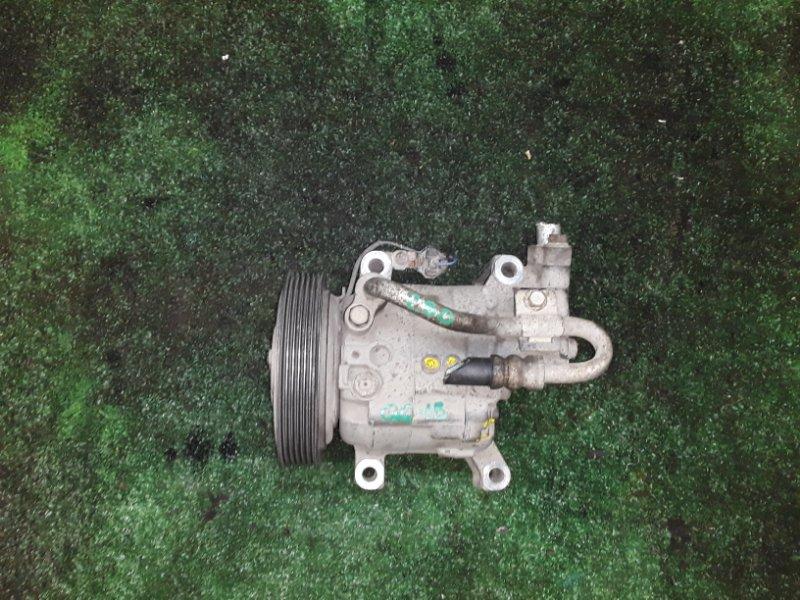 Компрессор кондиционера Nissan QG-18 (б/у)