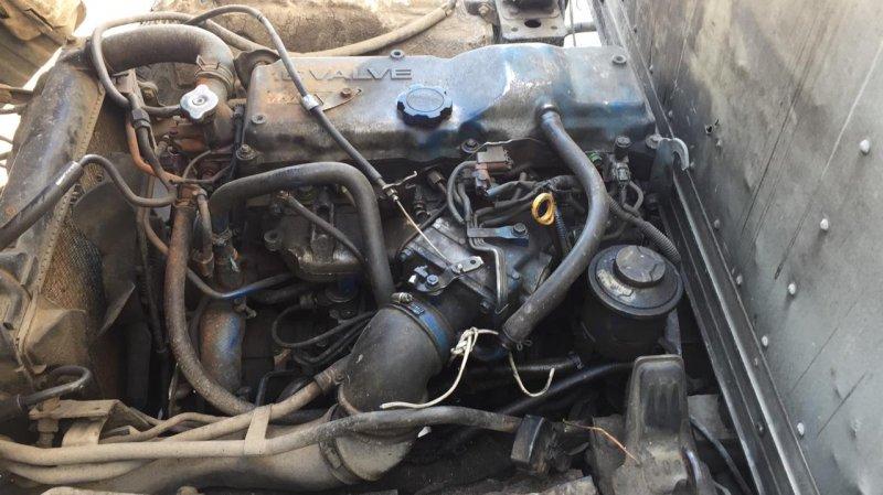 Двигатель Toyota Dyna (б/у)