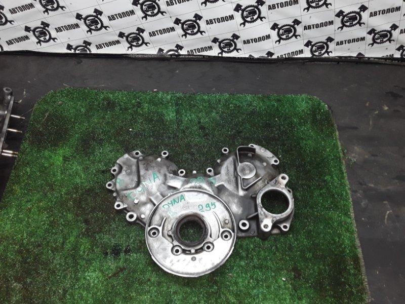 Лобовина двигателя Toyota Dyna B (б/у)