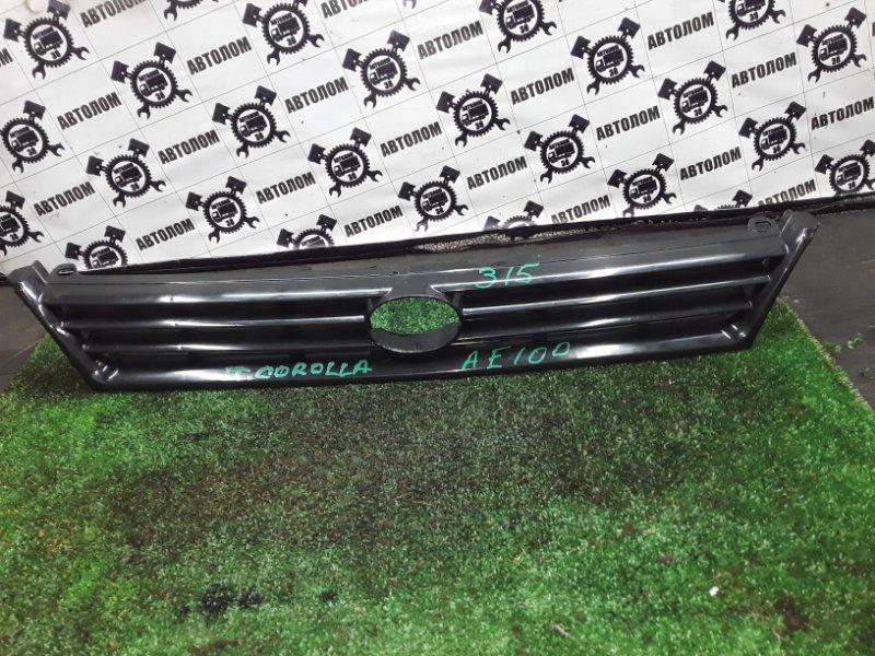 Решетка радиатора Toyota Corolla АЕ100 (б/у)