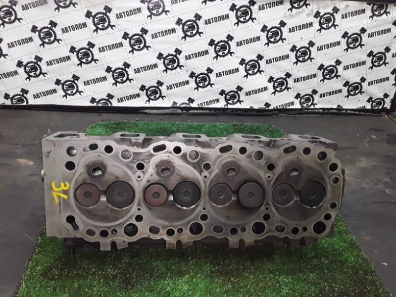 Головка блока цилиндров Toyota Dyna 3L (б/у)
