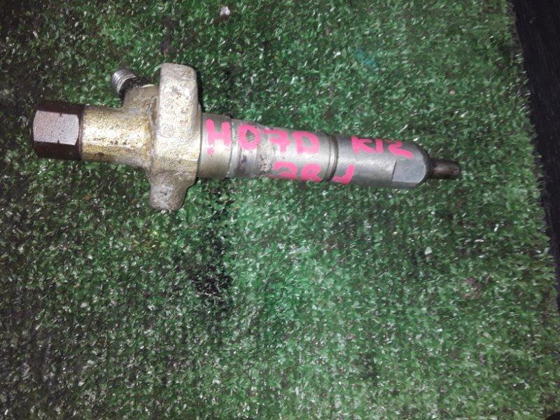 Форсунка топливная (инжектор) Hino Ranger H07D (б/у)