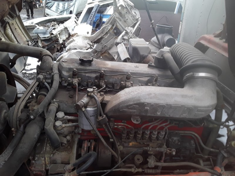 Двигатель Hino Ranger FD3HLA H07D (б/у)