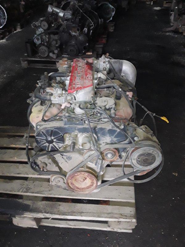 Двигатель Nissan VG20-T (б/у)