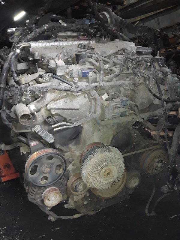 Двигатель Mazda Demio DW3W B3E (б/у)