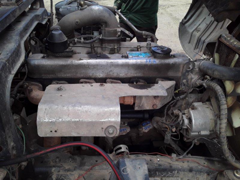 Двигатель Nissan Diesel Ud MK250 FE-6 (б/у)