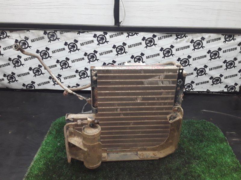 Радиатор кондиционера Mitsubishi Fuso FK616H 6D16 1995 (б/у)