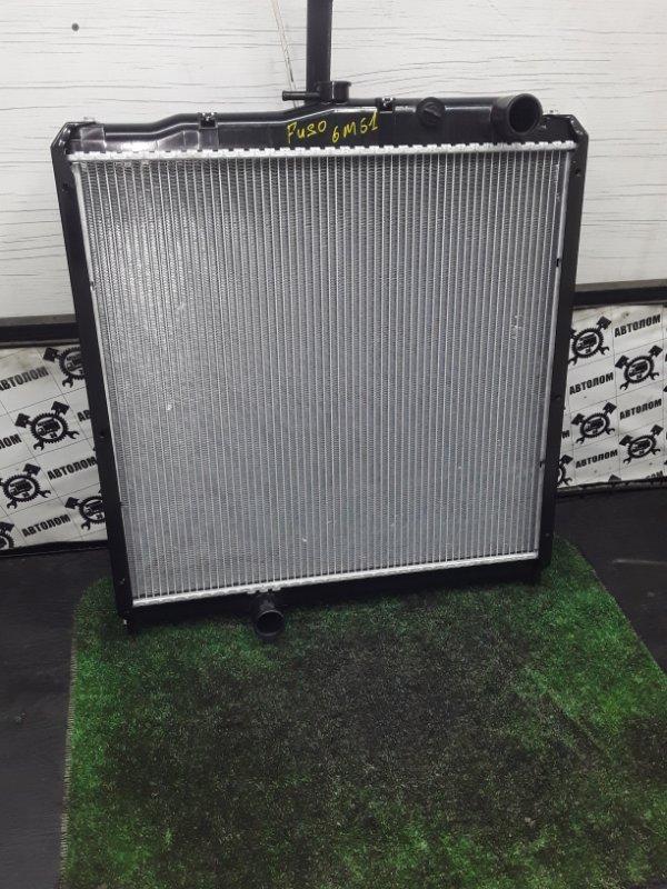 Радиатор Mitsubishi Canter 6М61