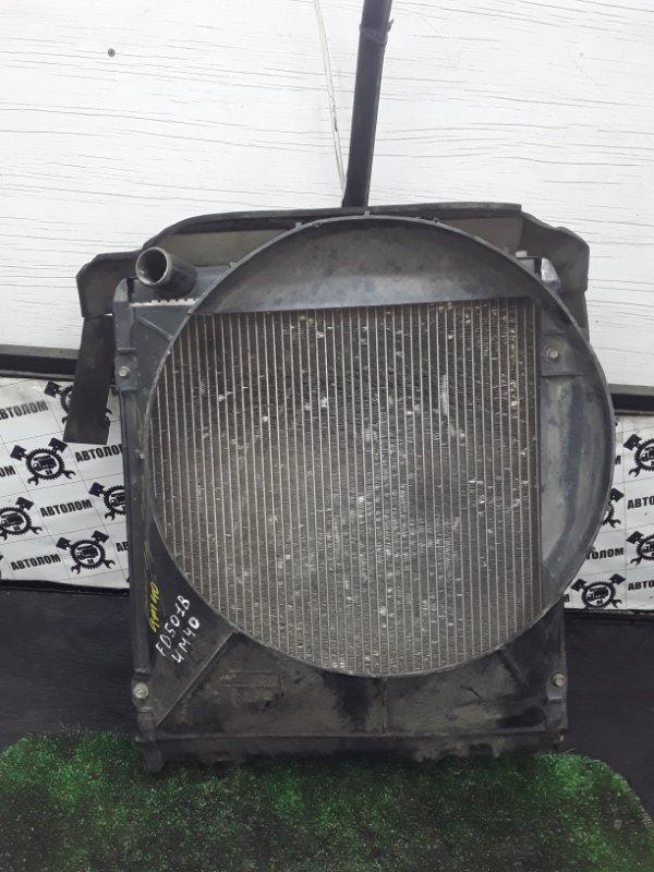 Радиатор Mitsubishi Canter 4М40 (б/у)