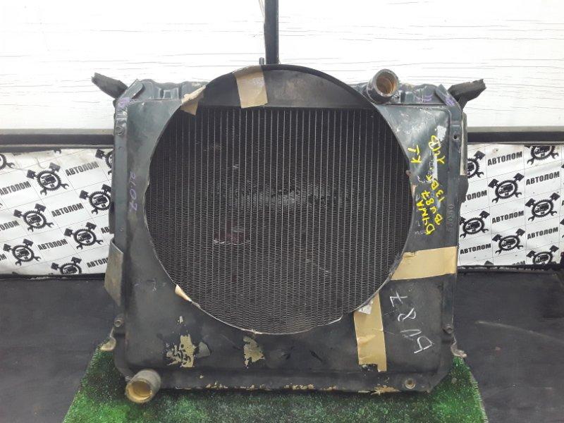 Радиатор Toyota Dyna BU87 13В (б/у)