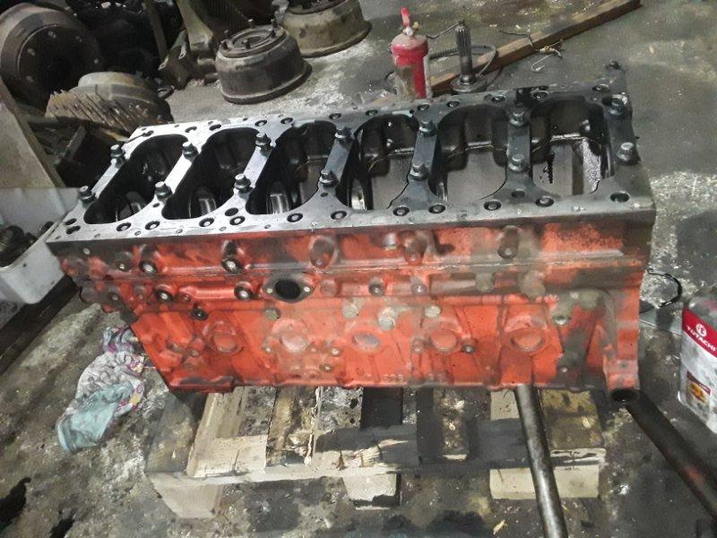 Блок цилиндров Isuzu Forward 6HH1 (б/у)