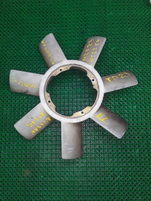 Крыльчатка вентилятора Nissan Atlas (б/у)