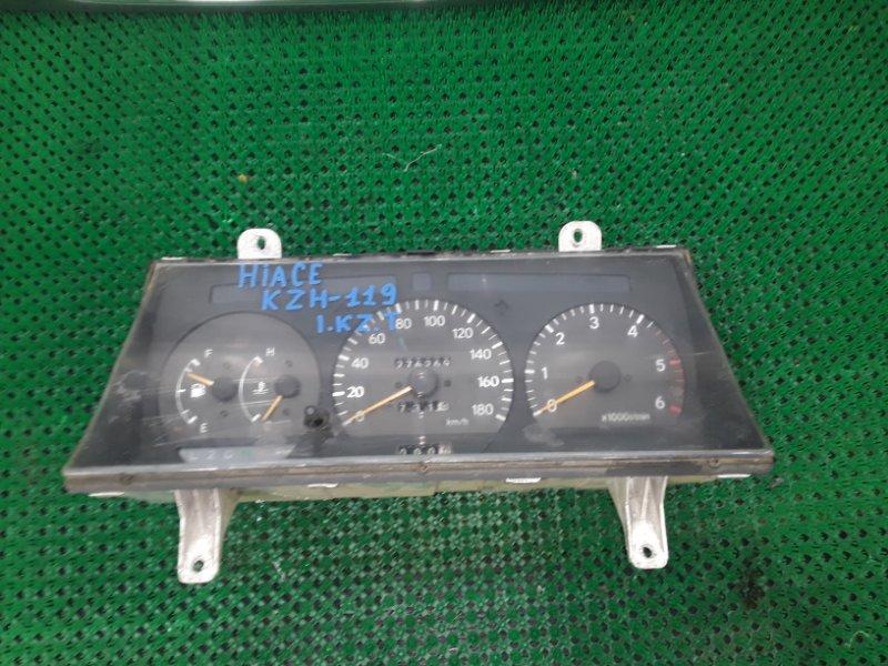 Панель приборов Toyota Hiace KZH119 (б/у)