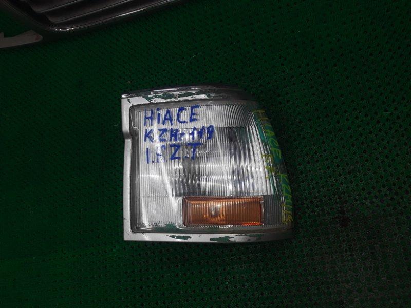 Габарит Toyota Hiace KZH116 1KZTE передний правый (б/у)