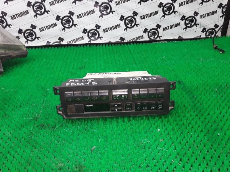 Блок управления климат контролем Mitsubishi Canter FB501B (б/у)