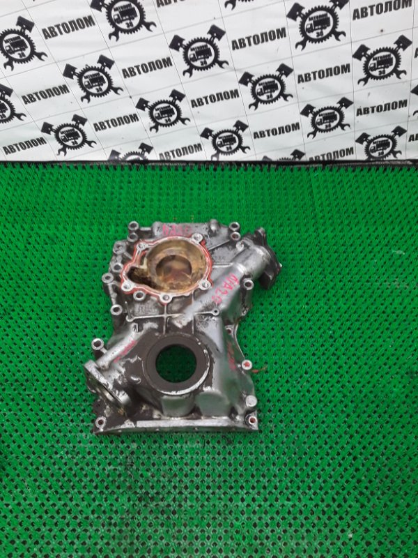 Лобовина двигателя Nissan NA20 (б/у)