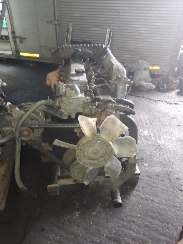 Двигатель Hino Ranger H07D (б/у)