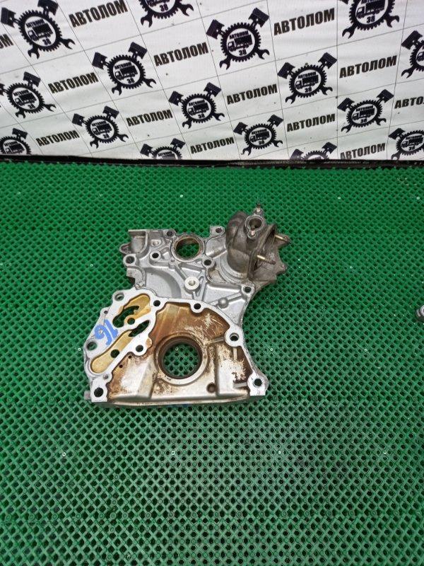 Лобовина двигателя Toyota 1G BEAMS передняя (б/у)