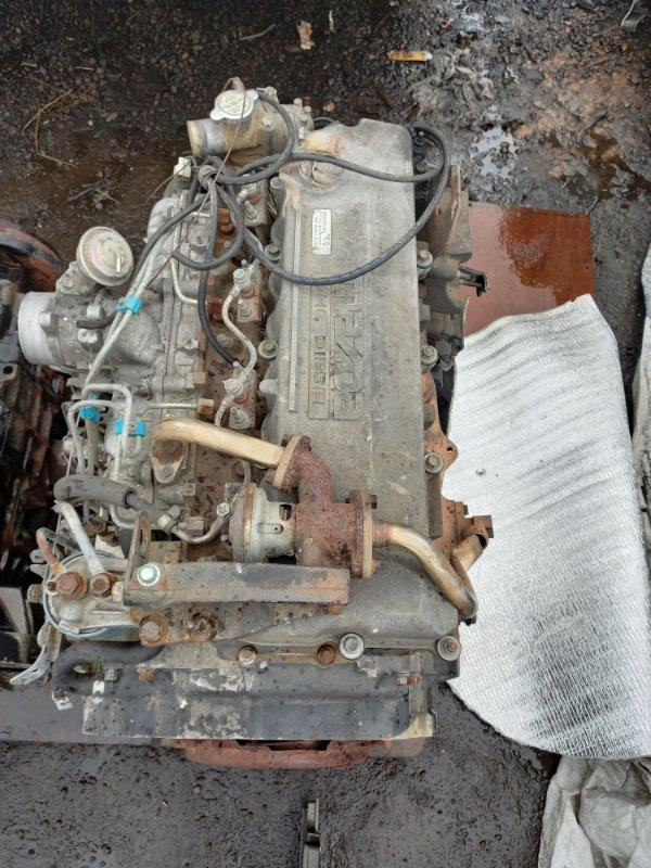 Двигатель Mazda Titan 4HG1 (б/у)