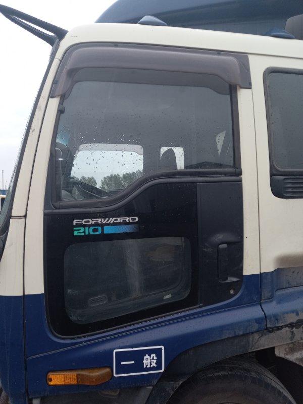 Дверь Isuzu Forward FFR33 1997 передняя левая (б/у)