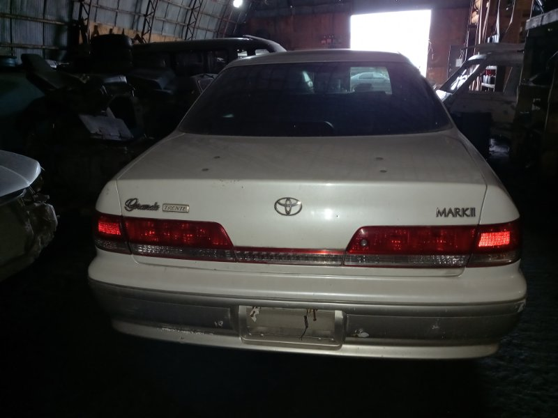 Крышка багажник Toyota Mark Ii GX100 (б/у)
