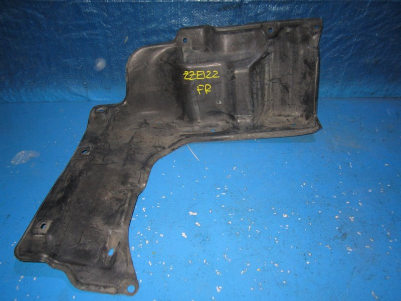 Защита двигателя Toyota Corolla NZE121 передняя правая (б/у)