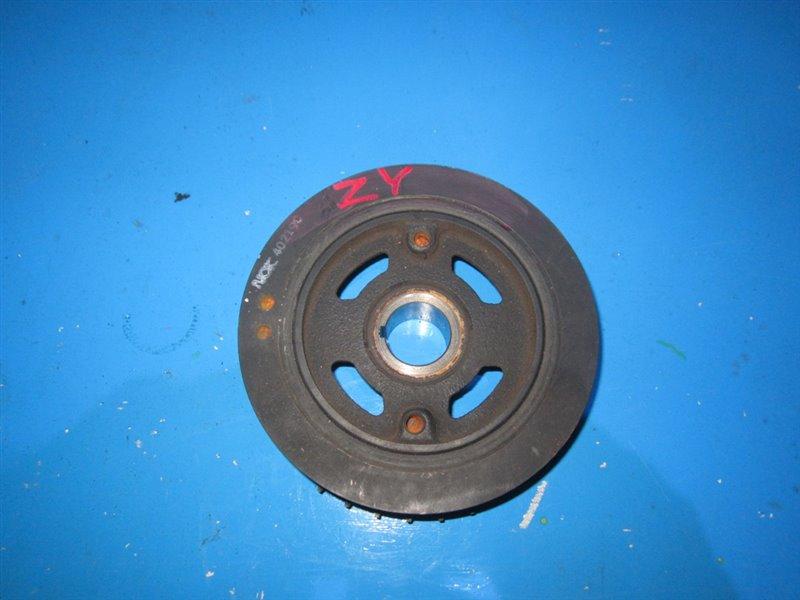 Шкив Mazda Demio DY5W ZY 2003 (б/у)