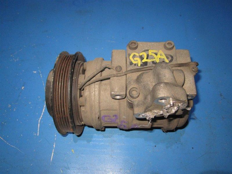 Компрессор кондиционера Honda Inspire CC2 G25A (б/у)
