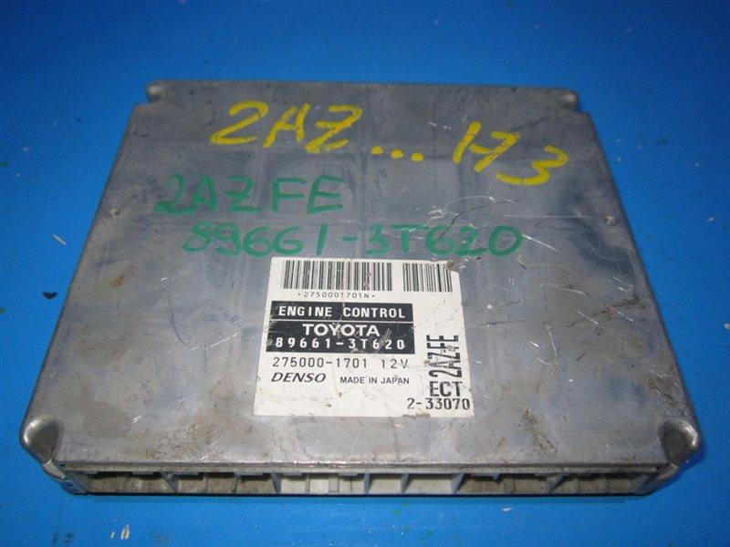 Блок efi Toyota Camry ACV30 2AZFE (б/у)