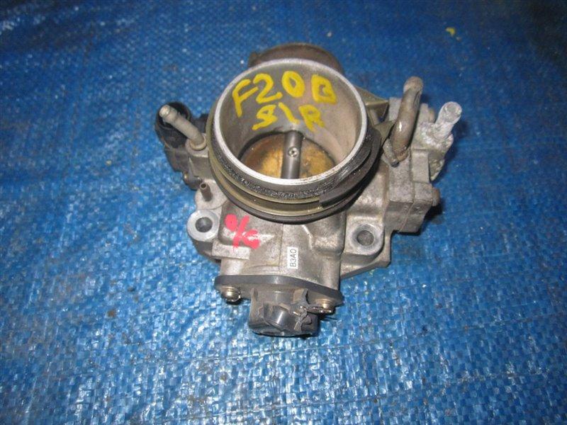 Дроссельная заслонка Honda Accord CF4 F20B (б/у)