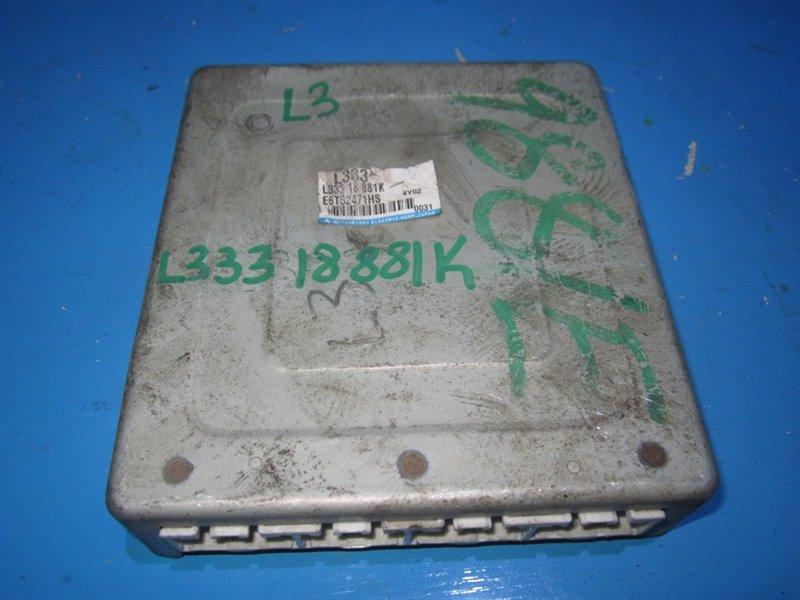 Блок efi Mazda Atenza GG3S L3 (б/у)