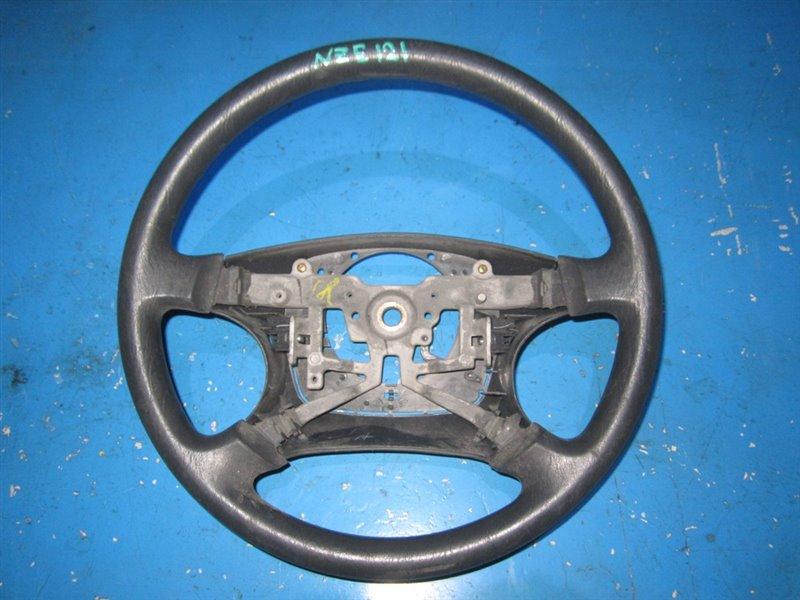 Руль Toyota Runx NZE121 (б/у)