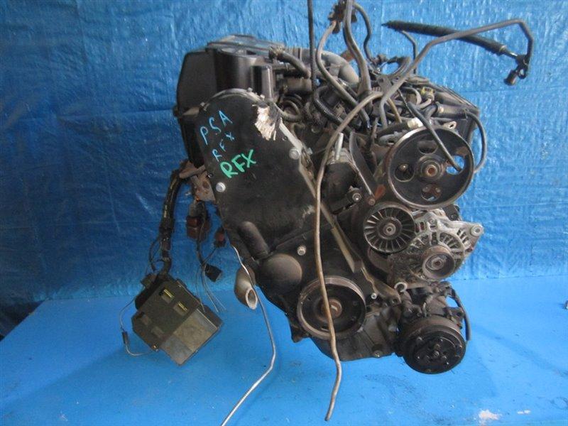 Двигатель Peugeot 306 PSA RFX 10HJP3 (б/у)