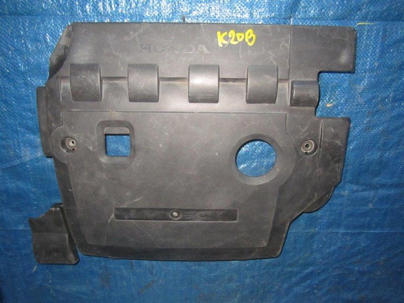 Пластиковая крышка на двс Honda Stream RN5 K20B (б/у)