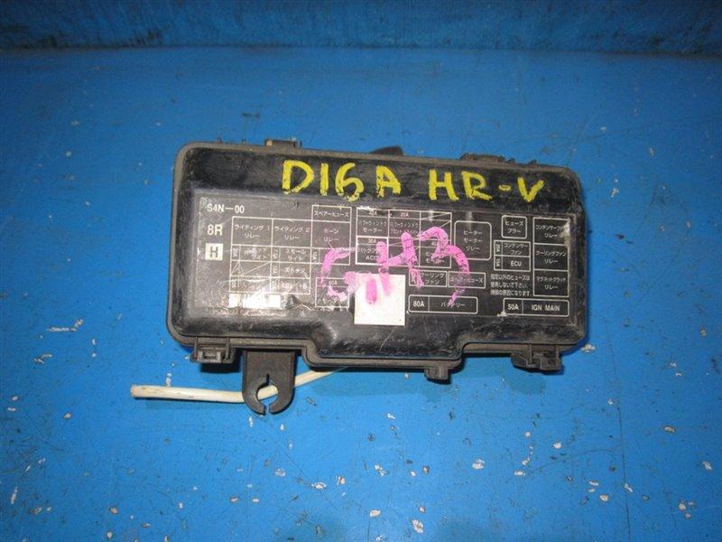 Блок предохранителей Honda Hr-V GH1 D16A (б/у)