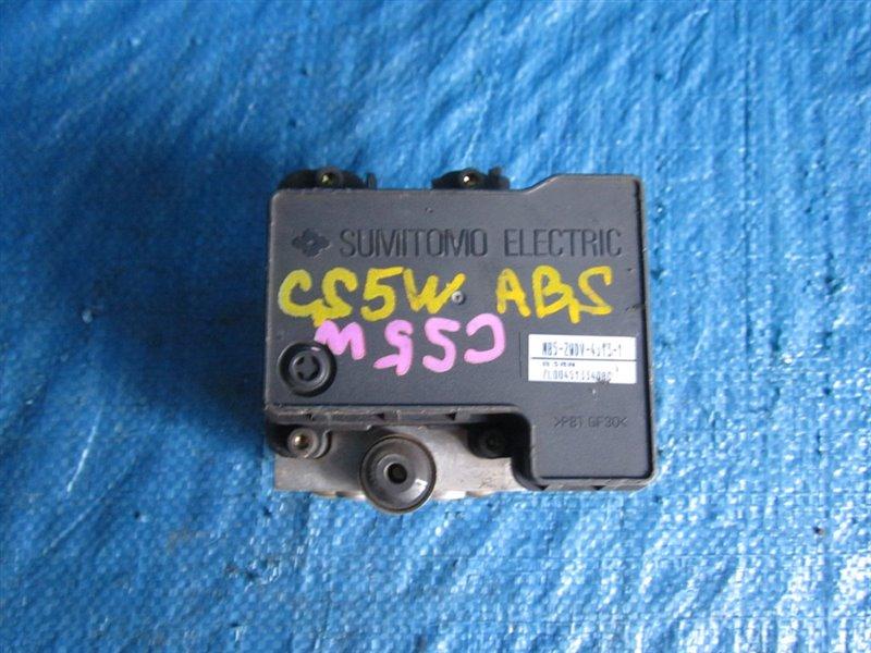 Блок abs Mitsubishi Lancer Cedia CS5W 4G93 2004 (б/у)